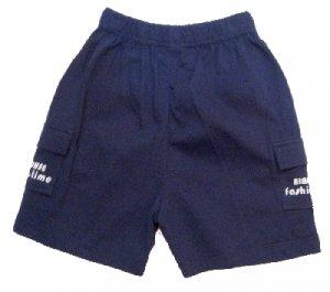 Blue Casual Pants (6-9 yrs) : RM9.90