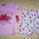 Elmo Pink Shortset for 6 years old (RM48) / (S$24)