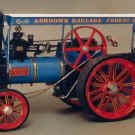 Allchin Road engine - steam traction engine - assemble and paint