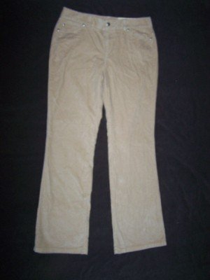 Ladies Dockers Stretch Boot Cut Pants size 8