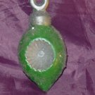 Green Double Indent Christmas Ornament  No. 24