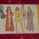Simplicity Pattern 8843 Size 14 Bust 36 W. 27 Beach Coverups mini and maxi length  No. 32