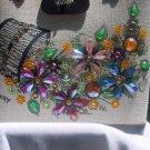 Enid Collins Castaway Purse Rare Vintage Jeweled Handbag 1960s - 1970s Bag   40