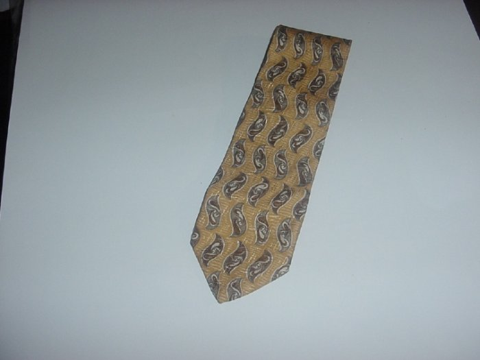 Robert Talbott Studio tie  silk necktie   44