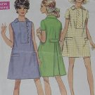 Simplicity pattern 7634 Vintage pattern 1968 Miss size 12 bust 34  54
