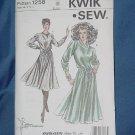 Kwik Sew Dress Pattern 1258   #59