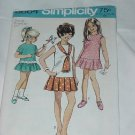 Simplicity Girls dress Pattern 8864  #59