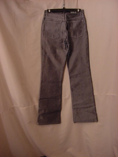 Watch L.A. Jeans Silver gray size 9/10 jeans New  #62