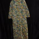 Colorful robe beach cover Loungewear #63