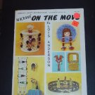 On the Move Macrame Lois Anderson  Craft Instruction#72