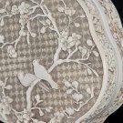 Ivory Dynsty 1982 Arnat Imports Carved Trinket Box No. 81