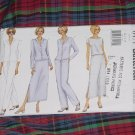 Butterick 6471  Jacket Skirt Top Pants Sewing Pattern No. 30