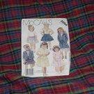 McCall's 3204 Child Size 5 Shirt Jacket Shirt Skirt Petticoat B 24  No. 30