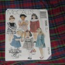 McCall's 3896 Fashion Basics for Kids Size 5 Bust 24  Uncut No. 30