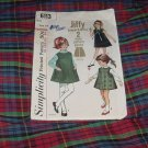 Simplicity 6113 Jiffy jumper and Dress Child Size 6X  No. 30