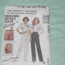 Trouser pattern 4764 Size 8 The Perfect Trouser by Par Palmer/Pletsch  No. 30