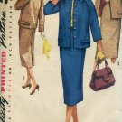 Simplicity Pattern 1798 Junior Misses Misses Two piece Suit  Size 16 Bust 36  No. 86