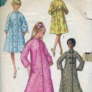 Simplicity sewing pattern robe two lengths 9074 Miss Size 18 Bust 40  No. 86