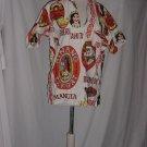 Otaheite vintage wild shirt Tahitian product shirt No. 88