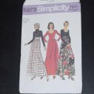 Vintage Simplicity Pattern Misses Dress Size 12 Bust 34 Pattern 5973  No. 88