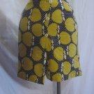 Vintage Skort 1960s 1970s Culottes Mini Skirt 93