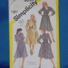 Uncut Simplicity Sewing Pattern 6025 Size 14 Miss No. 99
