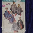 Cape Simplicity Vintage hippy poncho Uncut Sewing Pattern 8467 One Size  No. 99