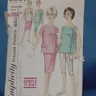 Simplicity Pattern 3967 Maternity Size 11 Bust 31 1/2 1960s 3967 No. 101a