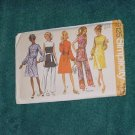 Simplicity Sewing Pattern Dress tunic pants Uncut pattern 9125  no. 101a