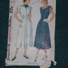 Simplicity Vintage Sewing Pattern 2390 size 12 Bust 30 cut No. 101a