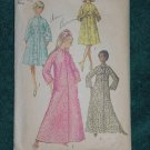 Misses Robe Simplicity Sewing Pattern size 10 uncut pattern 9074  no. 101a