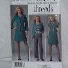 Simplicity Pattern 2474 Size AA Uncut threads magazine collection 2009 No. 110