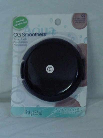 Cover Girl Smoothers Pressed face powder 720 Aqua current science  No. 111
