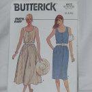 Butterick pattern 6603 Misses dress size 6-8-10  No. 110