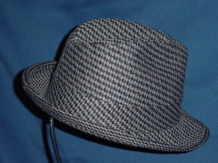 Tweed hat  hat No.