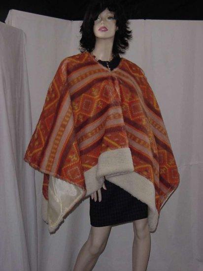Macintosh Ladies Poncho Cape Coat One size fits Most