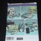 Simplicity Sewing Pattern 4391 Elaine Heigl Designs bags accessories variations One Size  No. 124