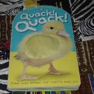 Quack Quack book Baby Touch and Feel Priddy Books No. 127