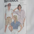 Butterick Blouses loose fitting tops Fast Easy 6542 size 12-14-16 No. 60