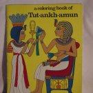 Tut-ankh-amun Coloring Book