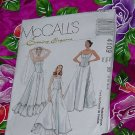 Petticoats Formal Evening Elegance McCall's Sz. BB (8-14) 4109 boned lined tops petticoats  No. 135