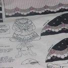Veronica Louise Daisy Kingdom fabric panel No. 137