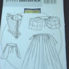 uncut Butterick pattern 4484 Misses Historical  Underpinnings size 6 8 10 sewing pattern No. 139