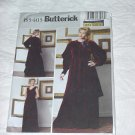 Jacket Dress uncut Butterick pattern 5405 AA 6-12 Victorian dress costume No. 142