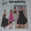 8841 Jessica McClintock Dress Simplicity Size A 6-16 No. 142