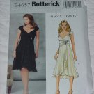 4657 AA Maggy London dress pattern  Butterick No. 142