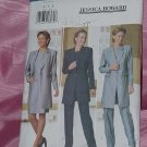 Jessica Howard uncut Butterick pattern 5789 Jacket Top Skirt Pants 14-18  No. 142