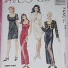Lined Dresses Lined Boleros McCalls Pattern 7440  Size 18-22 No. 142