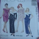 Evening Elegance McCall's 7453 gown Size 16-20 No. 142
