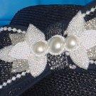 High Hat Ladies Vintage Sylvia New York St. Louis Womans hat No. 144